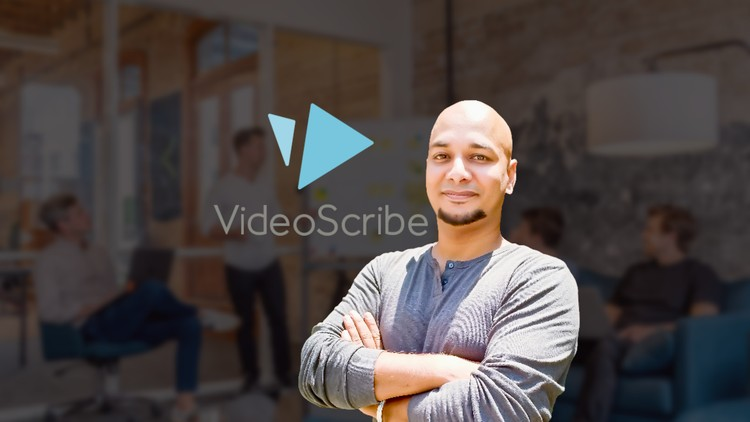 Learn Whiteboard Animation   Videoscribe from Scratch Coupon