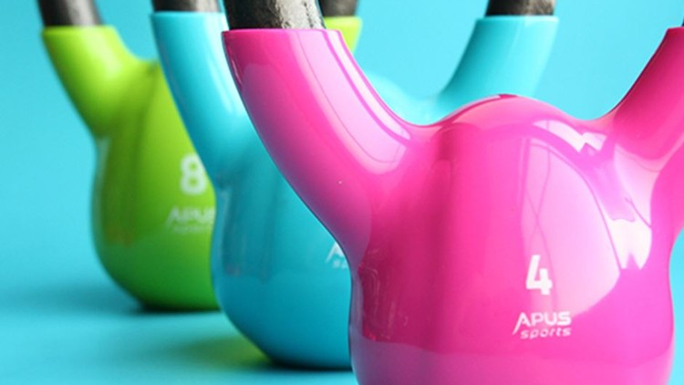 Kettlebell Fitness Training – Easy Way To Maximum Fitness Coupon