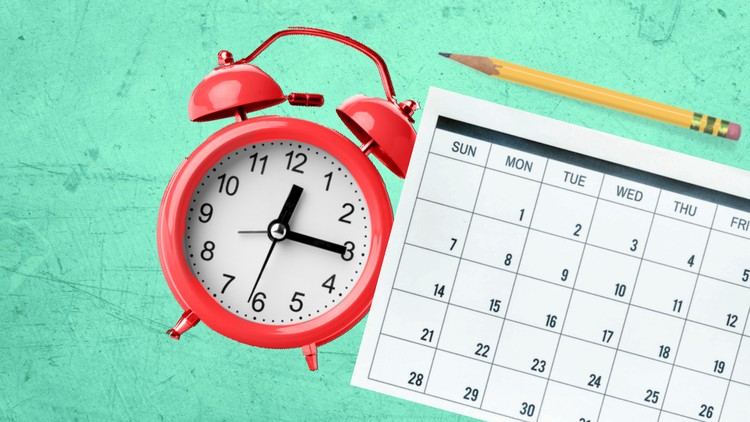 Time Management And Goal Planning: The Productivity Combo Coupon
