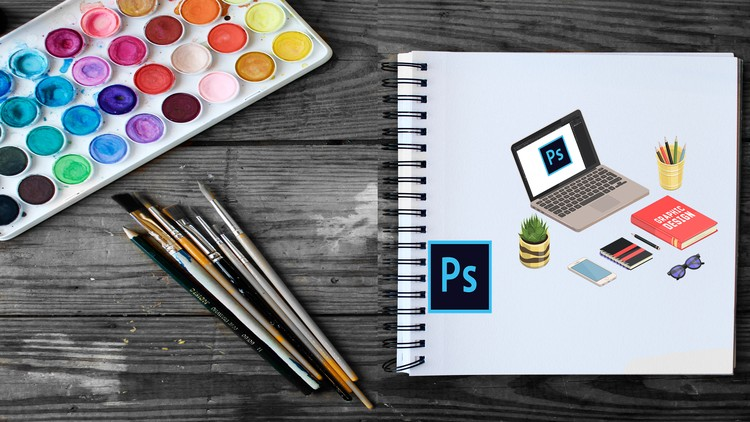 Ultimate Adobe Photoshop CC 2019 Course (كورس بالعربية) Coupon
