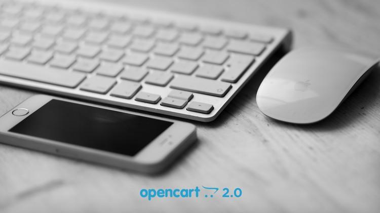 OpenCart 2.0 Video QuickStart