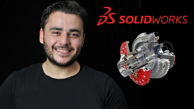 SolidWorks 2019 3 Boyutlu Katı Model Eğitimi (İndirim Kodu✓) Coupon