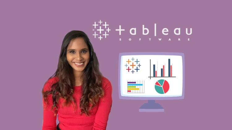 The Complete Introduction to Data Analytics with Tableau Coupon