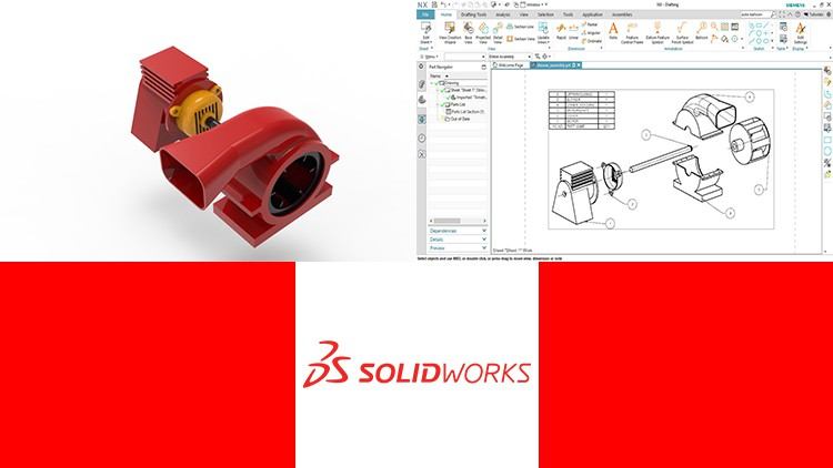 Learning SOLIDWORKS : For Students, Engineers, and Designers Coupon