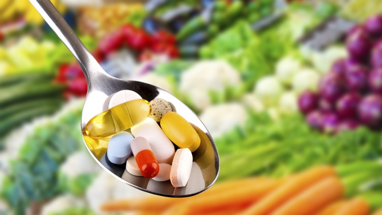 13  Vitamins for optimal health and sports performance. Coupon