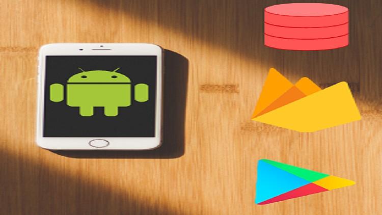 Android Studio :  Basic App Development (JAVA, Windows-10) Coupon