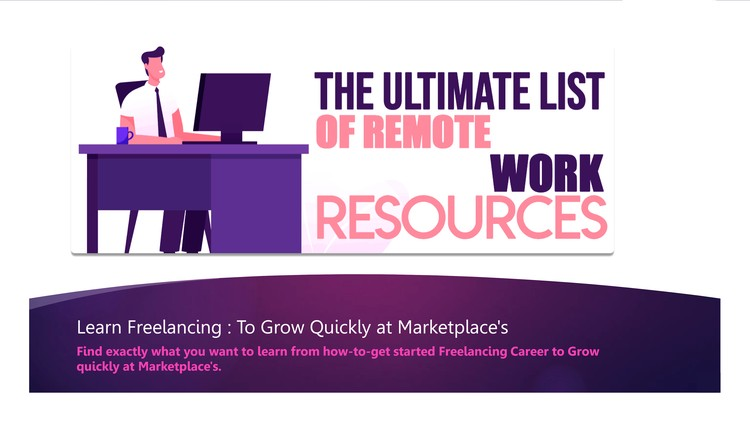 Learn Freelancing : To Grow Quickly at Marketplace's Coupon