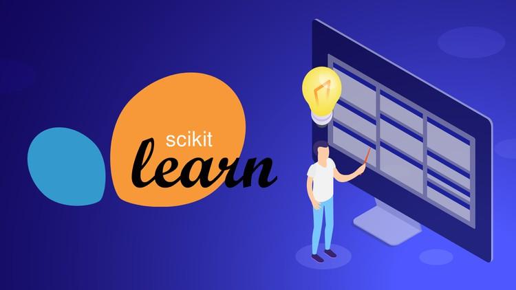100+ Exercises - Python - Data Science - scikit-learn Coupon