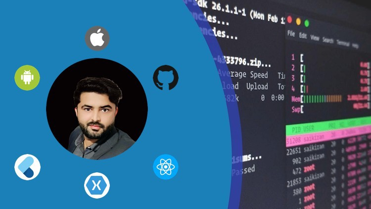 Full Stack Mobile Application Development - Master Class Coupon