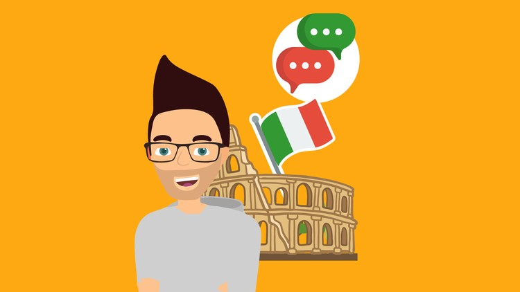 Conversational Italian 1: Master Spoken Italian (Beginners) Coupon