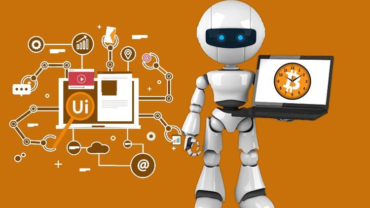 RPA e UiPath Studio: Bot para acompanhar cotação do Bitcoin