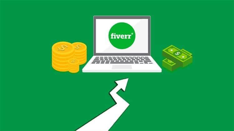 الكورس الكامل للعمل الحر علي فايفرر   Fiverr Freelancing Coupon