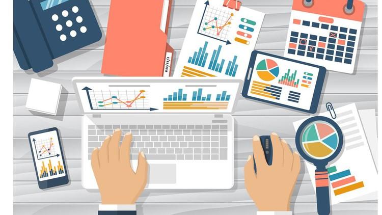 Preparing financial statements (in Arabic) Coupon