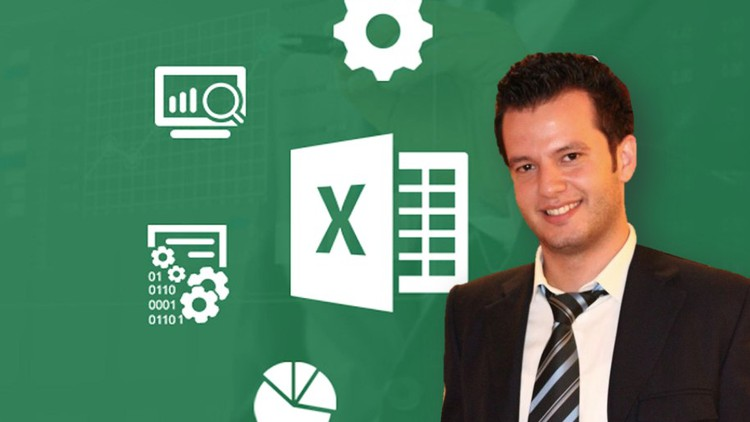 Microsoft Excel Training: From Zero to Hero in 8 Hours Coupon