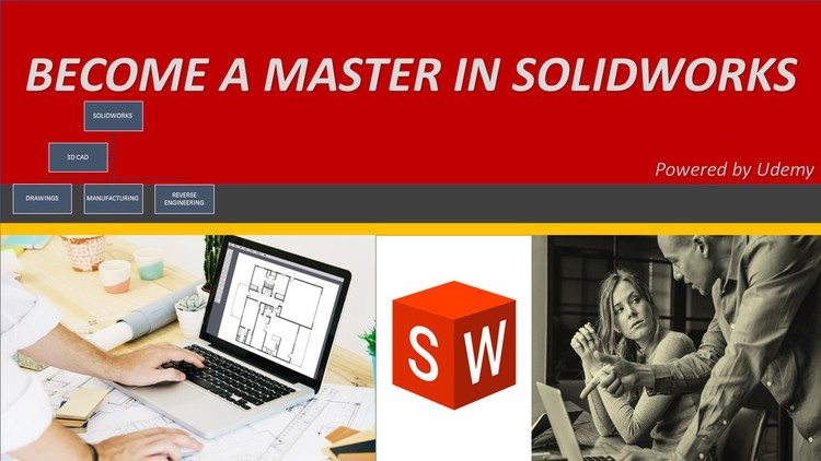 SOLIDWORKS Certified Master Course 2018/19/20