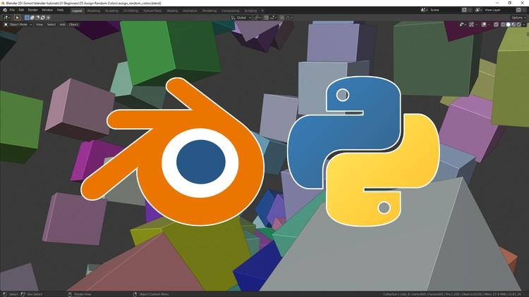 Python Scripting for Blender Introduction