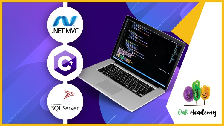 Full Stack Web Development with C# OOP, MS SQL & ASP.NET MVC Coupon
