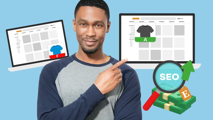 Etsy 2020 SEO Boot Camp: Your First 1100 Sales Blueprint