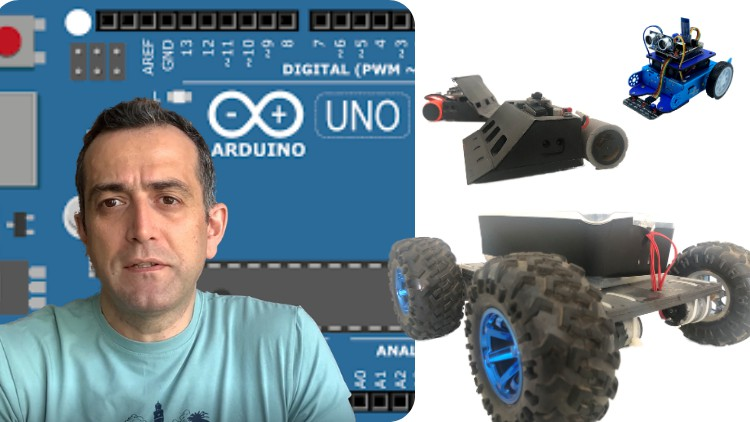 Projelerle ARDUINO öğren, sıfırdan kendi robotlarını yap Coupon