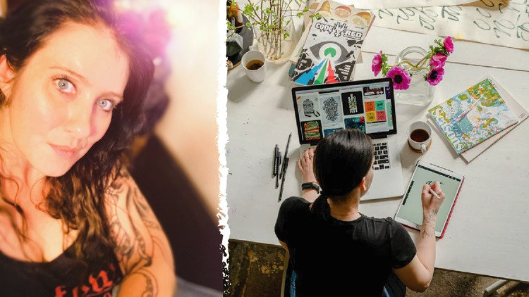 Graphic Design – Building A Better Portfolio