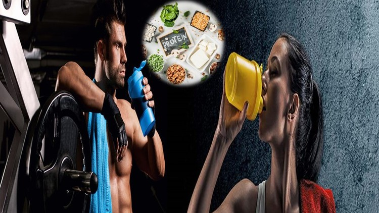 Protein secrets  for athletes. Coupon