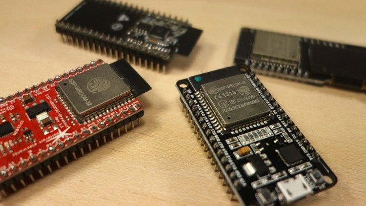 ESP32 Bootcamp: A Step By Step Practical Approach Coupon