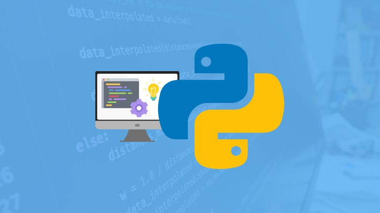 Python 3: Complete Course from Zero to Expert