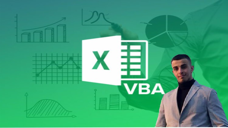 Master all the MS Excel Macros and the basics of Excel VBA Coupon