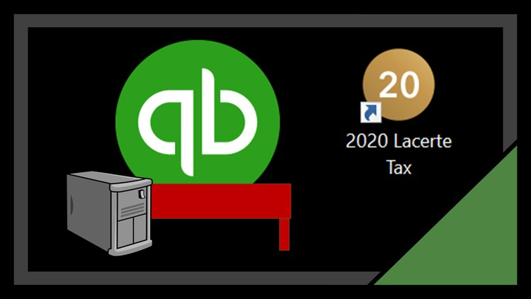 QuickBooks Desktop – Export Directly to Tax Software Lacerte Coupon