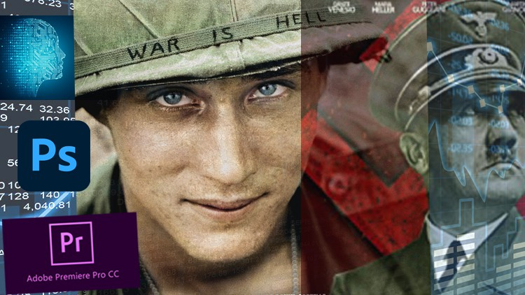 Pictures and Videos colorization by Artificial Intelligence Coupon