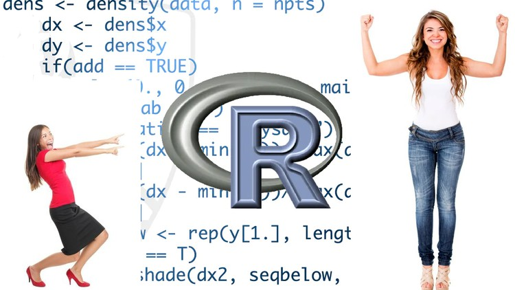 Get started with R -Introduction to R-programming #Beginners Coupon