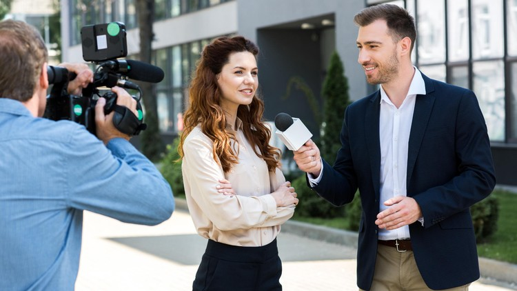 Journalism: Be a Great Talk Show Host