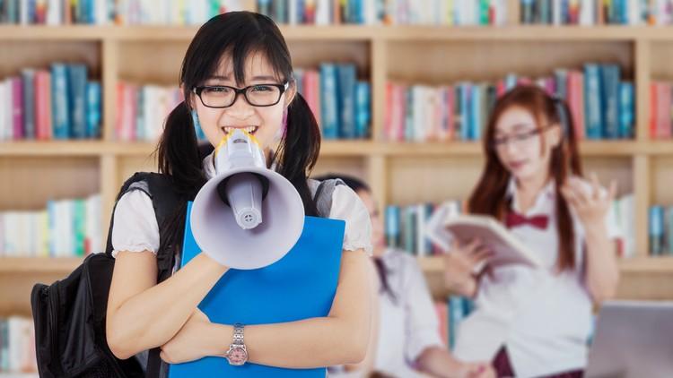 Public Speaking for High School Students: Speak Well Now
