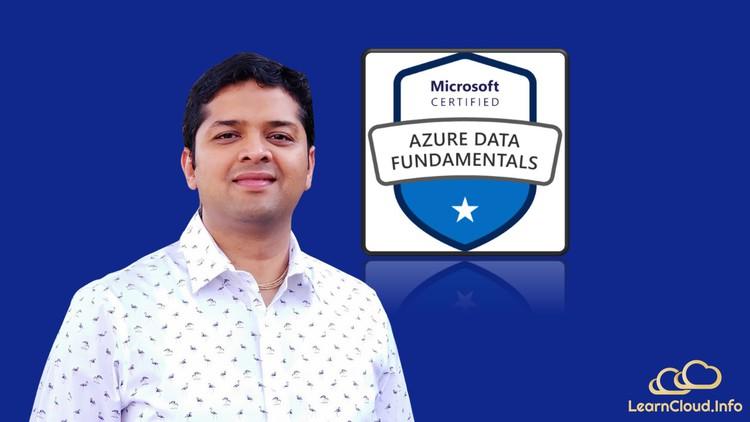 DP-900: Microsoft Azure Data Fundamentals Video Course + Qus