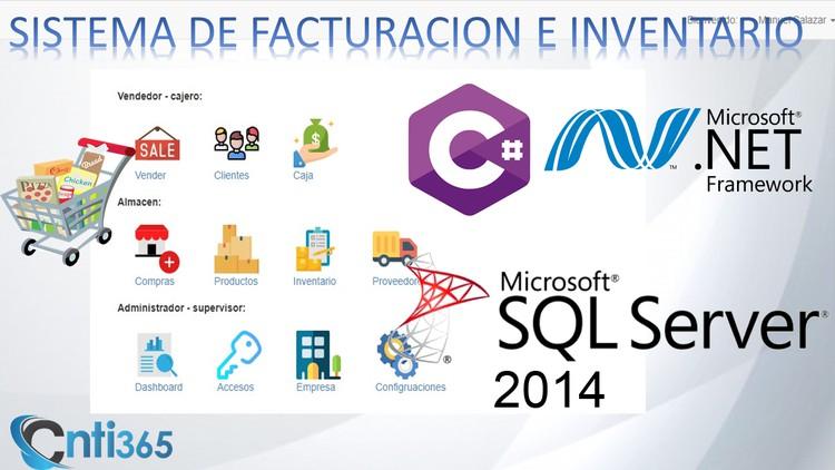 sistema de facturacion e inventario C# mvc Net Framework 4.5 Coupon