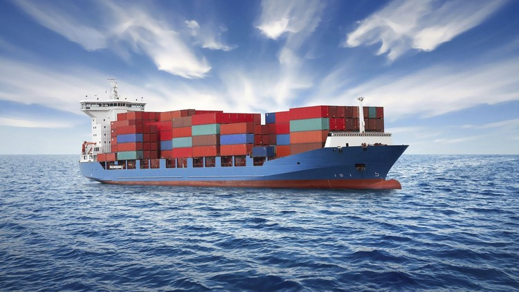 Logistics and Ocean Shipping in Supply Chain Management Coupon