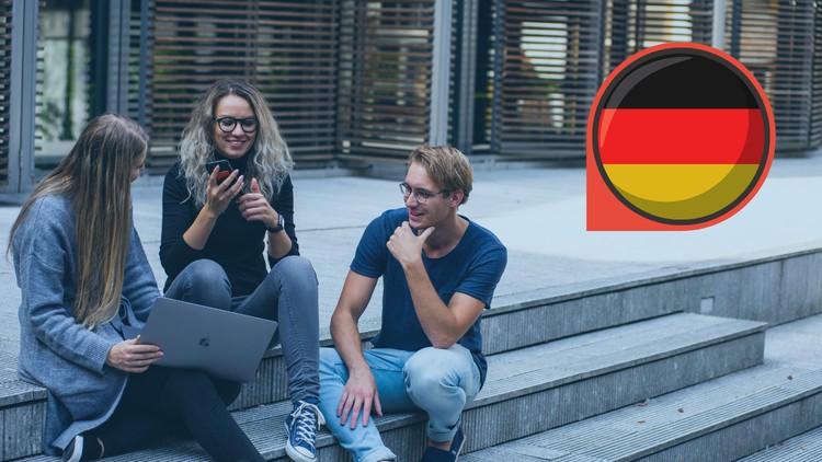 A1 Seviye Almanca Kursu - Temel Almanca Konu Anlatımı Coupon