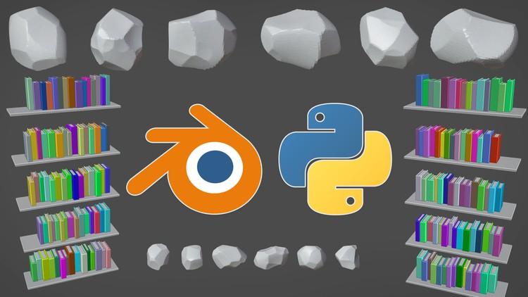 Procedural modeling in Blender with Python