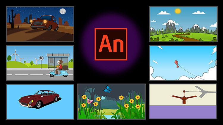 Learn Adobe Animate from Scratch Coupon