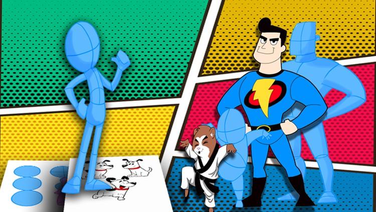 Curso de dibujo cartoon Coupon