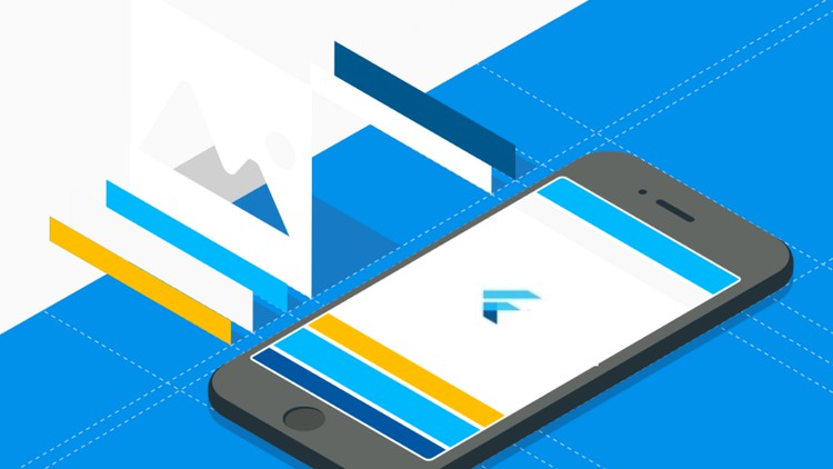 Learn Flutter and Dart to create Android and IOS apps Coupon