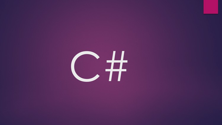 Learn C# 9 &.Net 5.0 Fundamentals in Arabic for Beginners Coupon