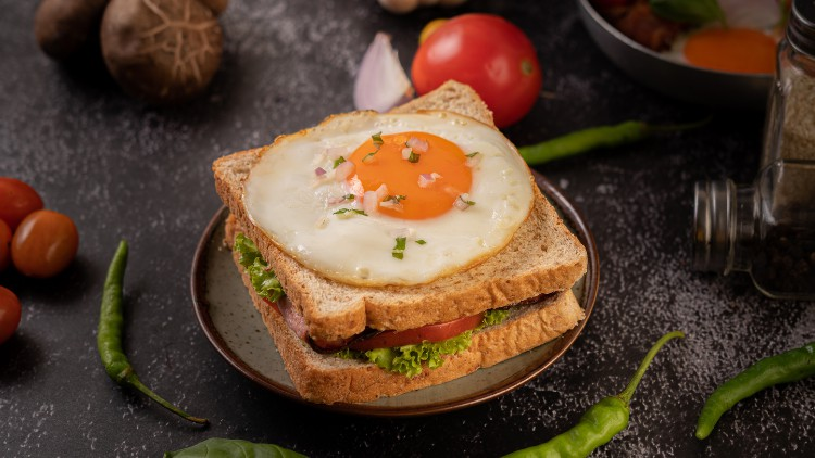 Baking Bead As chef: Bread Baking For Breakfast & Sandwich!