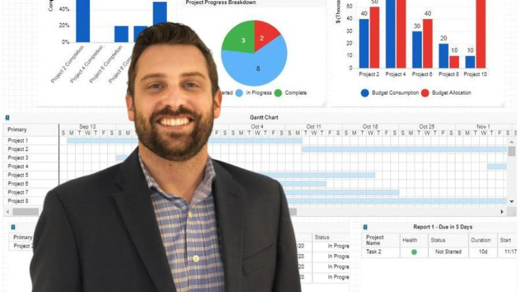 Smartsheet for Project Management - The Complete Course Coupon