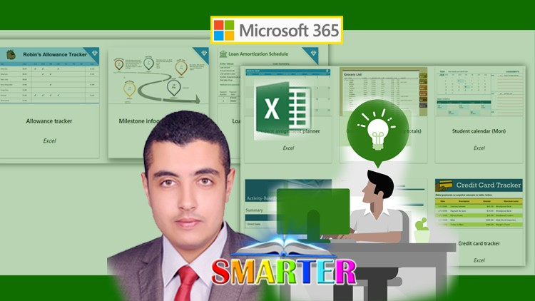 2021 TOP MS EXCEL Templates and Dashboards with applications Coupon