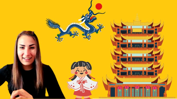 Chinese Language & Culture Intermeditate Course: HSK1 (2/3) Coupon