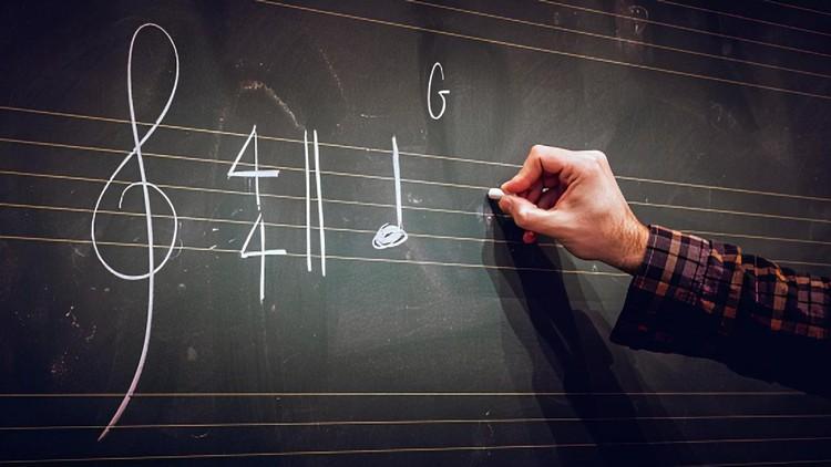 Music Theory - Beginner, Intermediate, & Advanced Rudiments Coupon