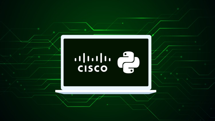 2 in 1! Cisco CCNA 200-301 + Python Network Automation Coupon