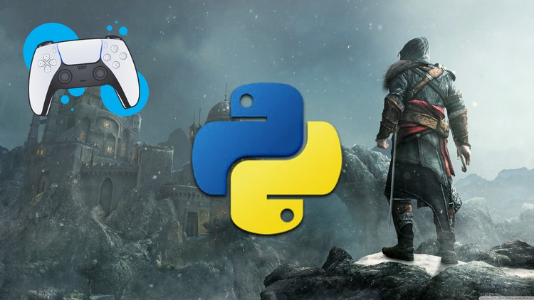 The Complete Python Game Development Course for 2021 Coupon
