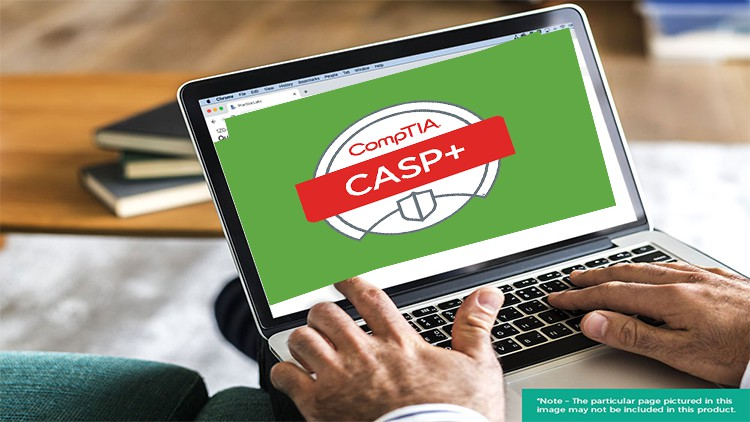 CompTIA Advanced Security Practitioner (CASP+) Practice Test Coupon